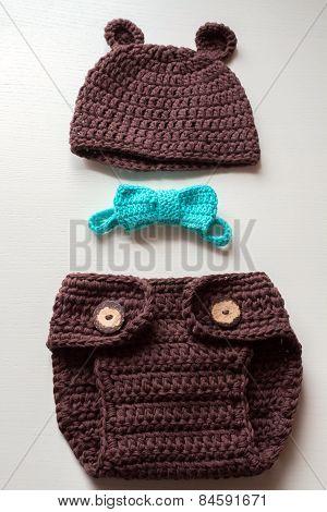 handmade crochet rugnewborn costume