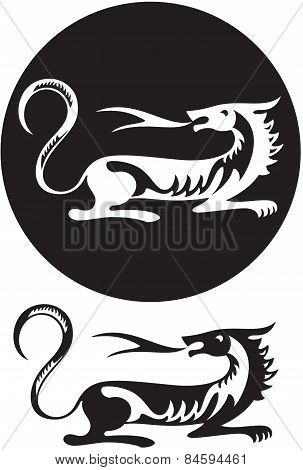 Emblem Of Tiger