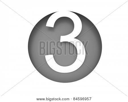Three-dimensional figures. Three