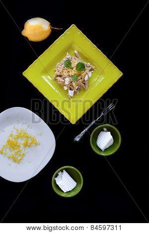 Piccolini Pasta With Ricotta Cheese