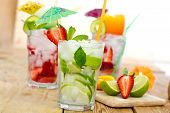pic of cold drink  - Summer drinks  - JPG