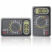 picture of ohm  - Digital multimeter - JPG