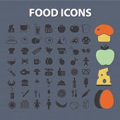 foto of continental food  - food - JPG