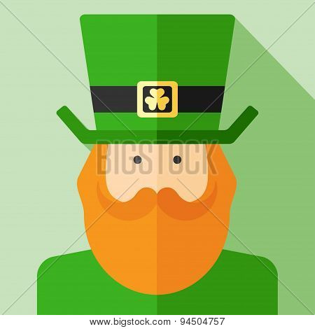 Vector irish man