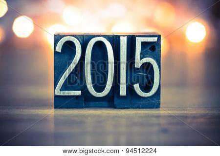 2015 Concept Metal Letterpress Type
