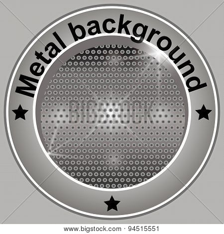 Summary Of Metal Texture Vector.