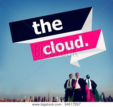 The Cloud Computing Networking Storage Concept