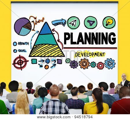 Planning Plan Strategy Growth Development Concept