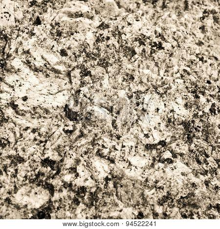 Sepia granite texture