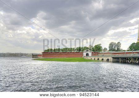 Saint Petersburg. Urban Landscape