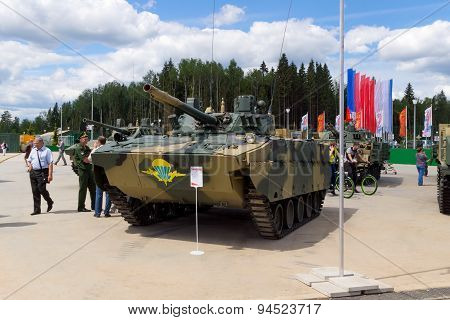 Airborne combat vehicle BMD-4M