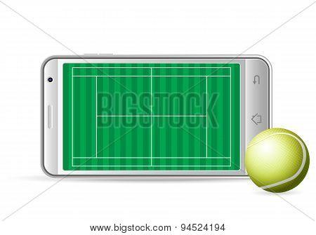 Smart Phone Tennis