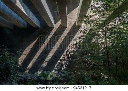 Des Moines Creek Trail Overpass
