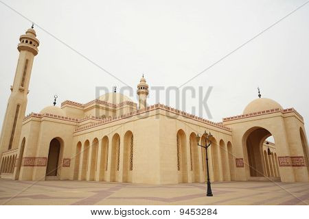 Al-fateh Grand Mosque - National Islamic Architecture, General View