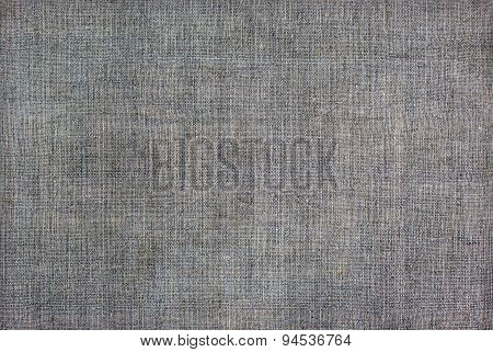 Burlap Texture Linen Fabric