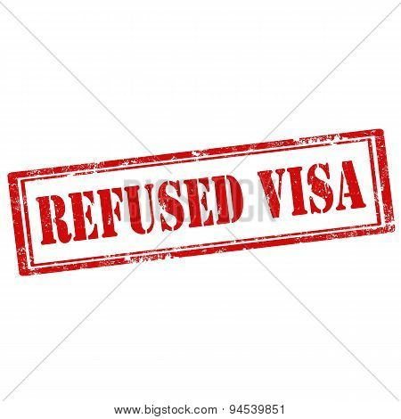Refused Visa