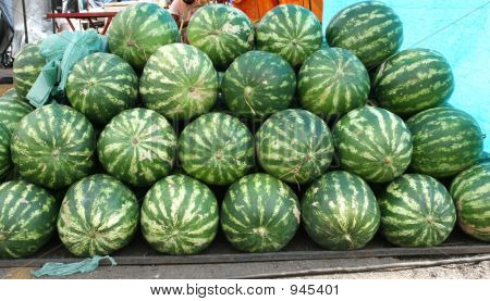 Some Nice Melons (Watermelons)