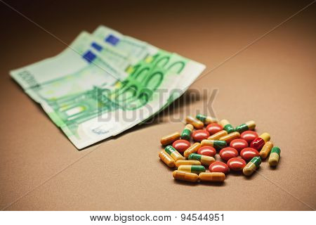 Money And Pills