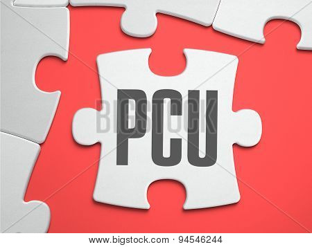 PCU - Puzzle on the Place of Missing Pieces.