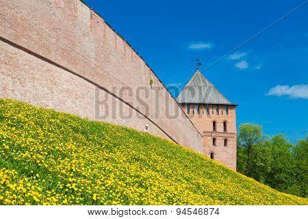 Mausoleum, Veliky Novgorod