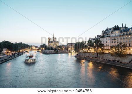 Notre Dame de Paris, France