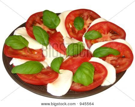 Mozzarella Plate
