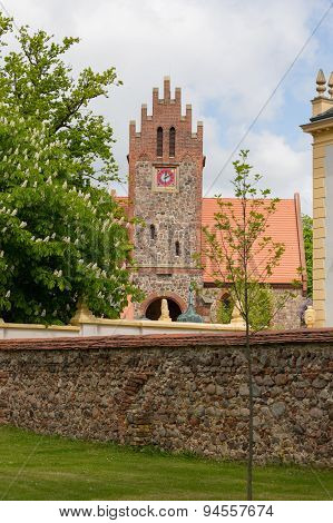 Church Tower Liebenberg