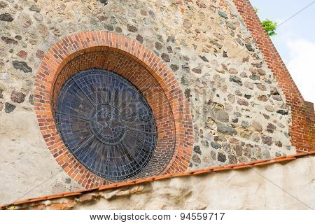 Church Rosette