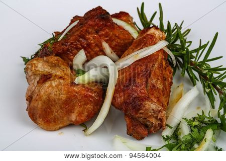 Grilled Pork