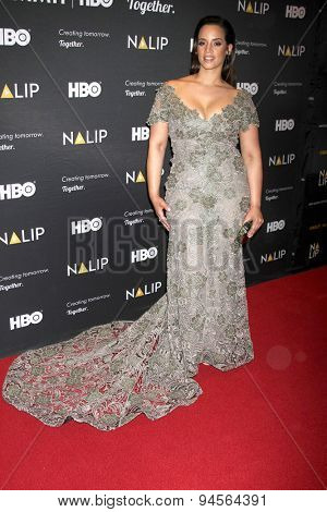 LOS ANGELES - JUN 27:  Dascha Polanco at the NALIP 16th Annual Latino Media Awards at the W Hollywood on June 27, 2015 in Los Angeles, CA