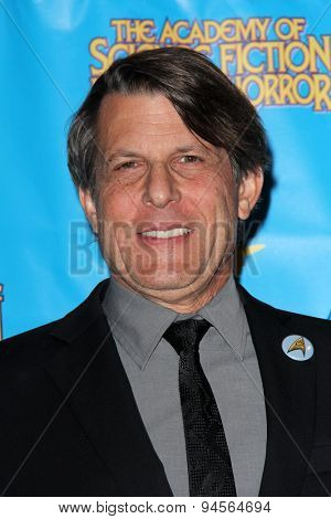 LOS ANGELES - JUN 25:  Adam Nimoy at the 41st Annual Saturn Awards Press Room at the The Castaways on June 25, 2015 in Burbank, CA