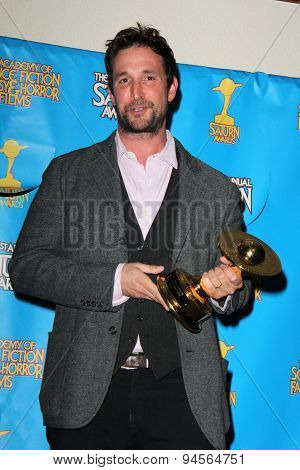 LOS ANGELES - JUN 25:  Noah Wyle at the 41st Annual Saturn Awards Press Room at the The Castaways on June 25, 2015 in Burbank, CA