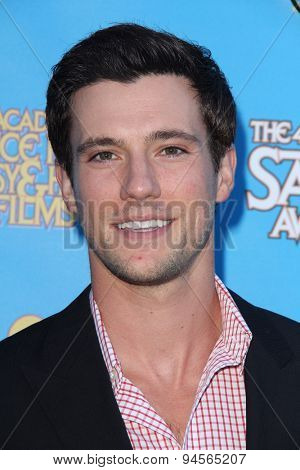LOS ANGELES - JUN 25:  Drew Roy at the 41st Annual Saturn Awards Arrivals at the The Castaways on June 25, 2015 in Burbank, CA