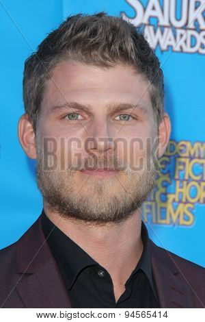 LOS ANGELES - JUN 25:  Travis Van Winkle at the 41st Annual Saturn Awards Arrivals at the The Castaways on June 25, 2015 in Burbank, CA