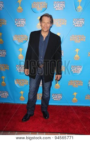 LOS ANGELES - JUN 25:  James Remar at the 41st Annual Saturn Awards Arrivals at the The Castaways on June 25, 2015 in Burbank, CA