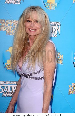 LOS ANGELES - JUN 25:  Laurene Landon at the 41st Annual Saturn Awards Arrivals at the The Castaways on June 25, 2015 in Burbank, CA