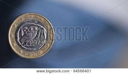 Greek Owl Euro