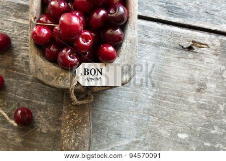 Bon Appetit! Enjoy!