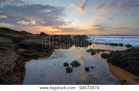 Early Morning At Bungan Beach
