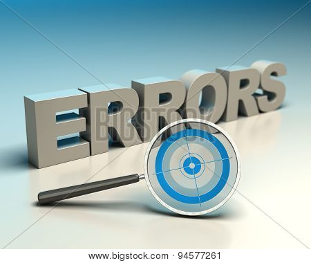 Errors Detection