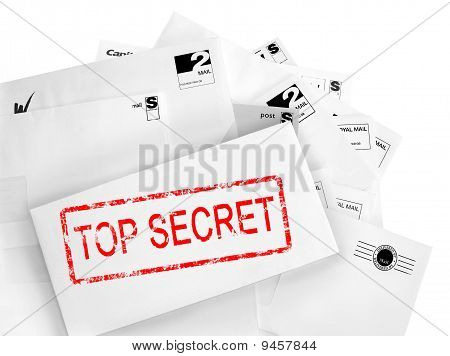 Top secret mail
