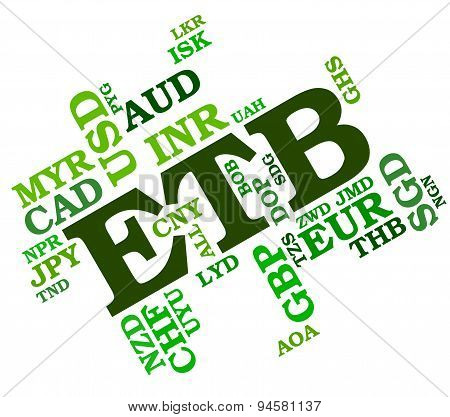Etb Currency Means Foreign Exchange And Ethiopia