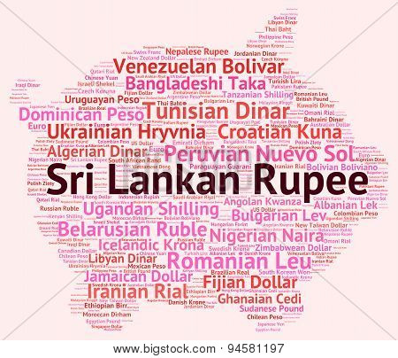 Sri Lankan Rupee Means Forex Trading And Exchange