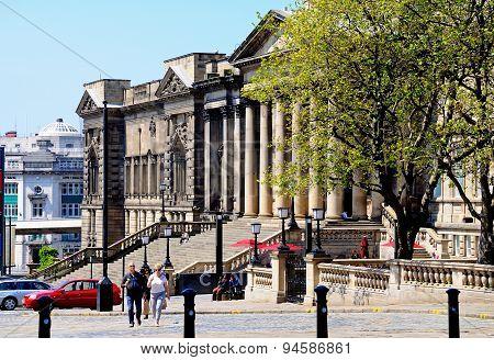 World Museum, Liverpool.