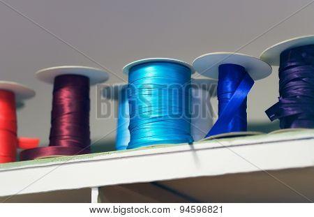 Reels of Ribbons