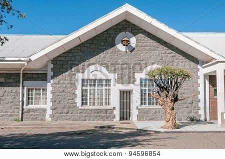 Railway Station In Kimberley