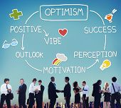 picture of perception  - Optimism Positive Outlook Vibe Perception Vision Concept - JPG
