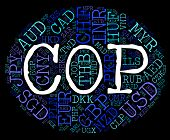 pic of colombian currency  - Cop Currency Meaning Forex Trading And Wordcloud - JPG
