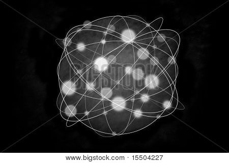 Nana particle with cloud