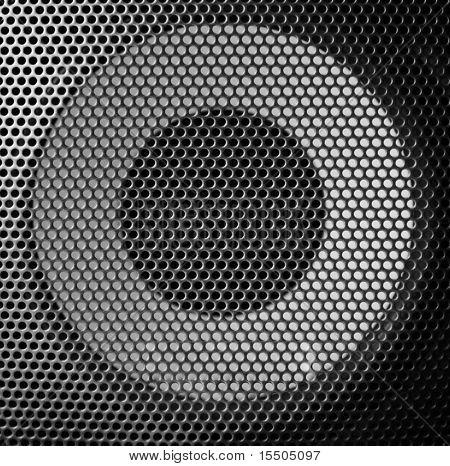 loudspeaker background